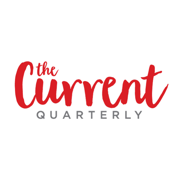 Logo refresh for the Current Quarterly magazine.