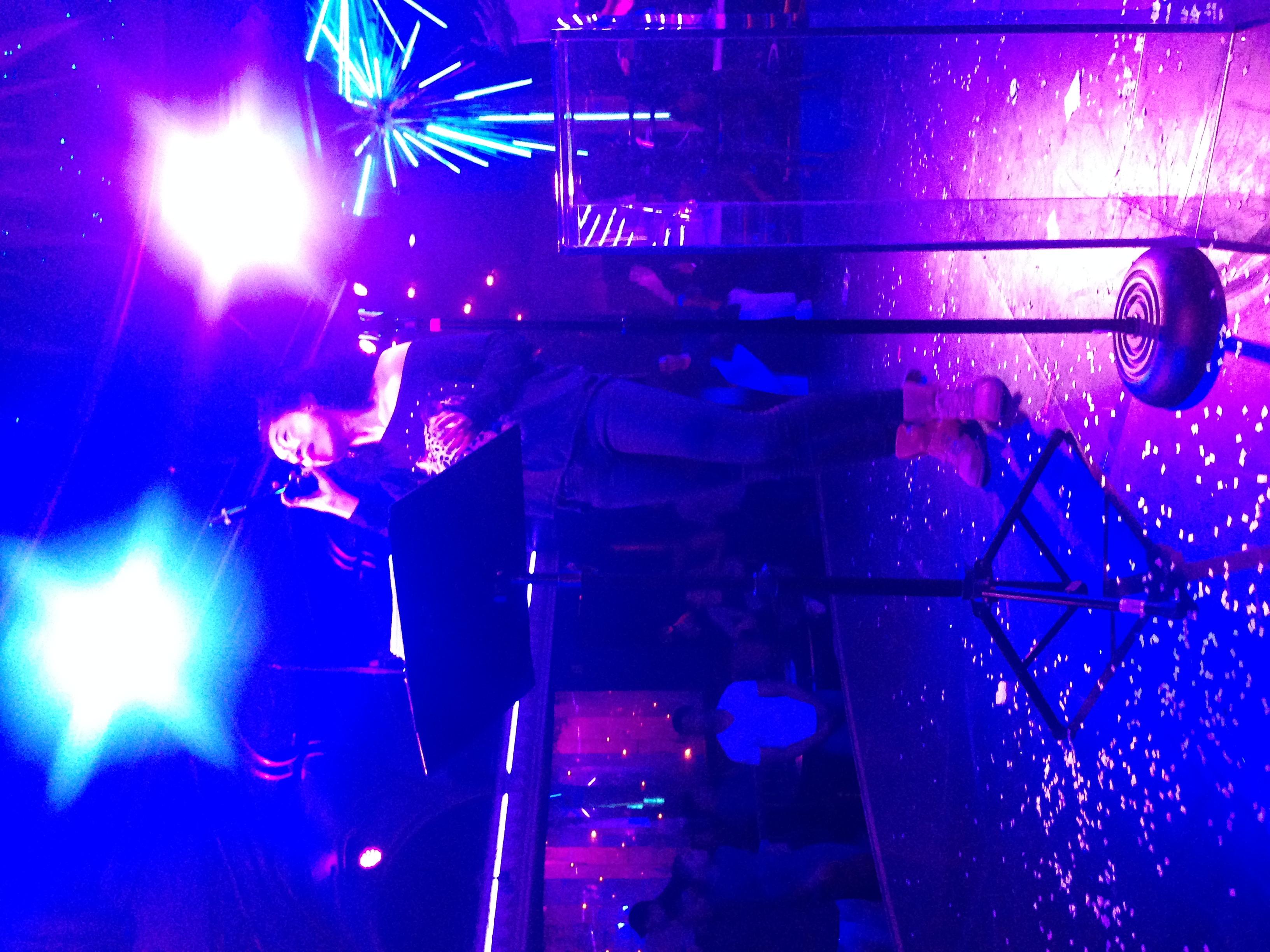 Diamond Horseshoe Karaoke on Wednesdays