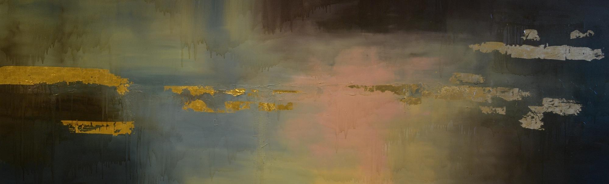 River moorings 90 x 290 cm