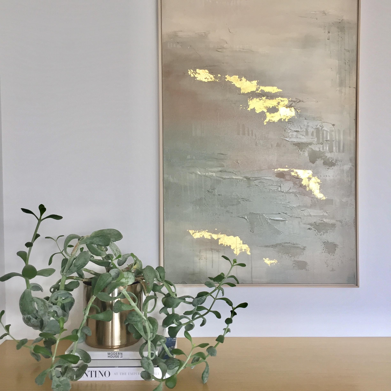 'Soft Horizon' H 116 x W 76 cm