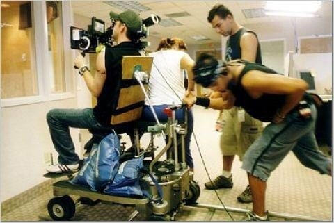 DP on feature film in 2006.