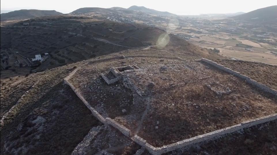 Delion Sanctuary of Apollo, Paros, Greece