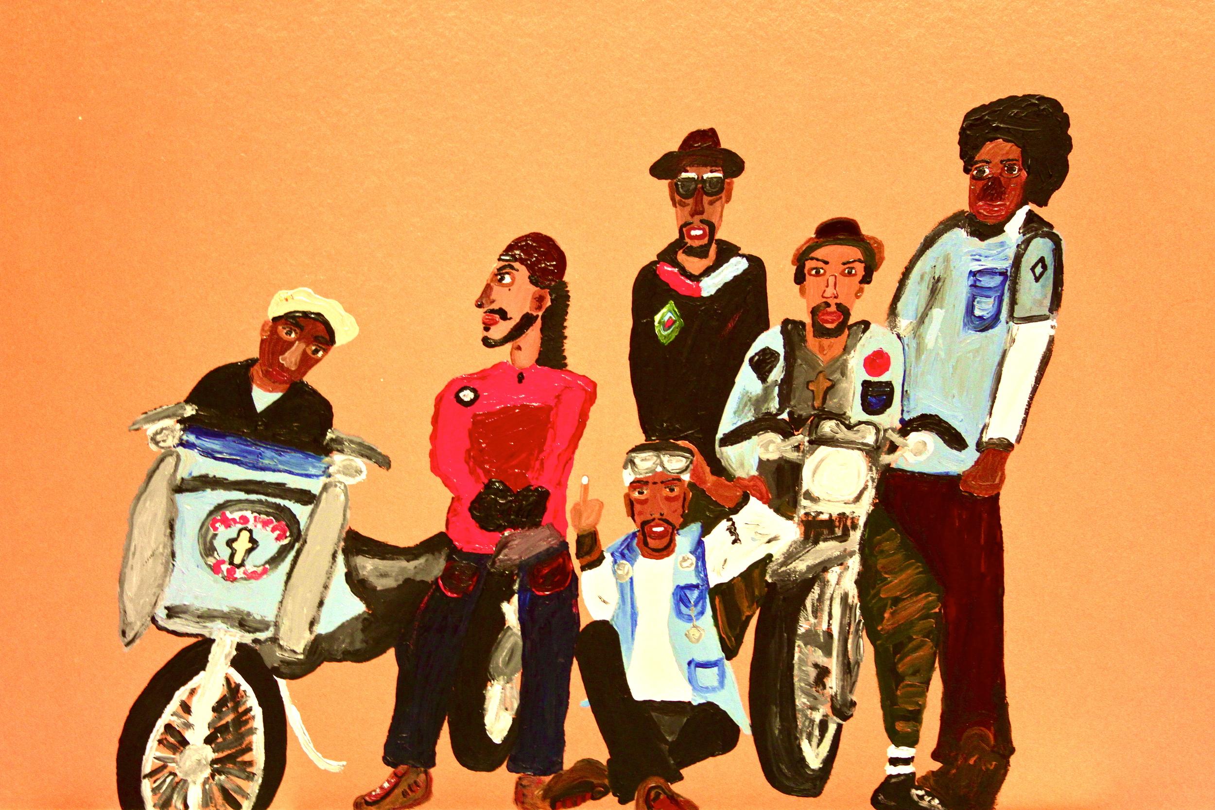 chosen few bike club