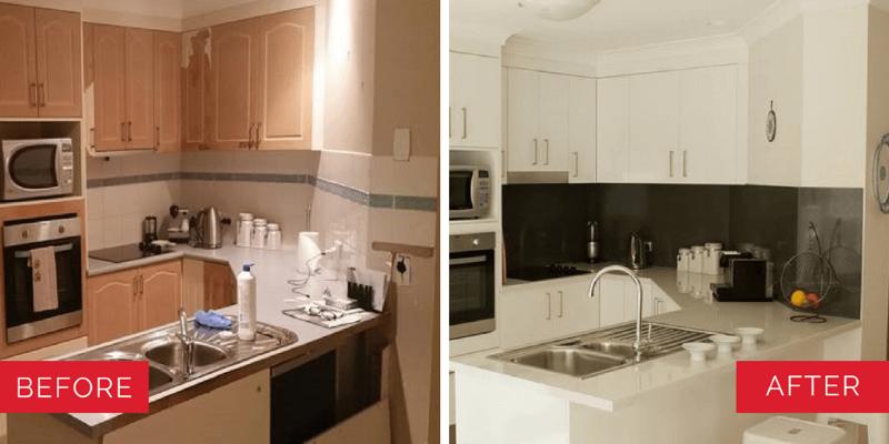 Dream Doors Kitchen Facelift