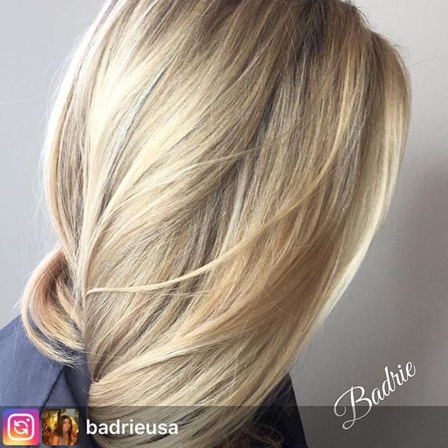 #Repost from @badrieusa. Healthy hair on our client Diane. . . .  #salonetoiles #certifiedhaircolorists  #longhair #blonde #olaplex  #celebrityhairstylist  #blondehair #hair #hairstyles  #hairstylist  #hairinspo  #washingtondc #viennava #modernsalon #americansalon #instahair #behindthechair #mastercolorist #hairofinstagram #wella #wellaprofessionals #marylandhairstylist  #virginiahairstylist #coloredhair #wellalife #healthyhair