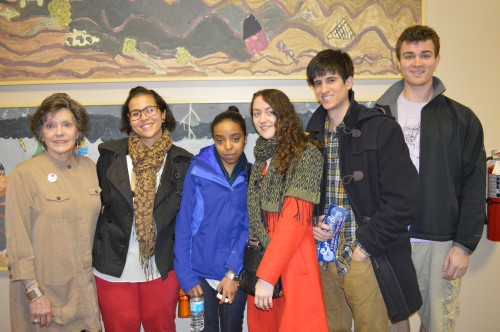 Harvard University School of Law recently visited the Delta Center for Culture and Learning at Delta State University.