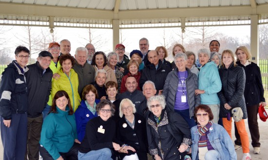 """The Delta Center for Culture and Learning recently hosted """"Jews, Blues, and Jazz Tour"""" from Lehrhous Judaica of Berkeley, Calif."""