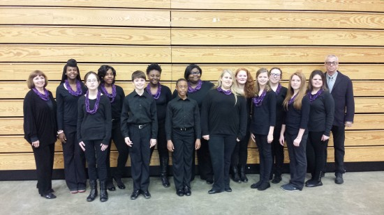 The B.B. King AllStar Choir will perform at the opening reception of the Winning the Race conference March 30 at 5:30 p.m. in the Bologna Performing Arts Center.
