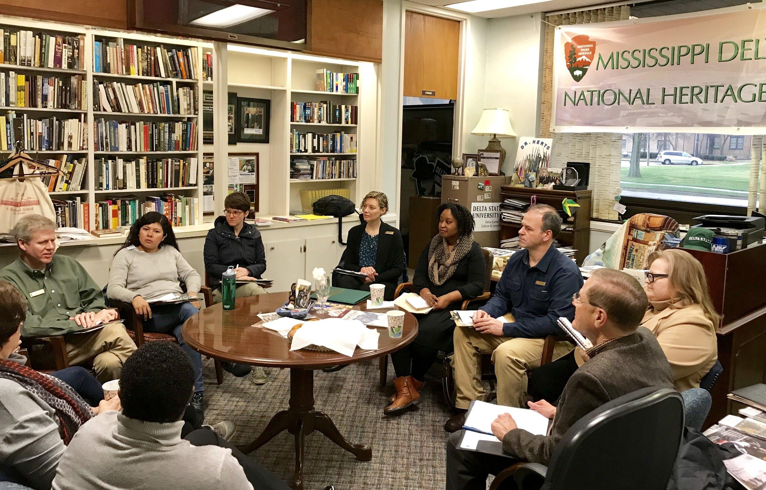 NPS civil rights visit to DCCL Feb 2018.jpg