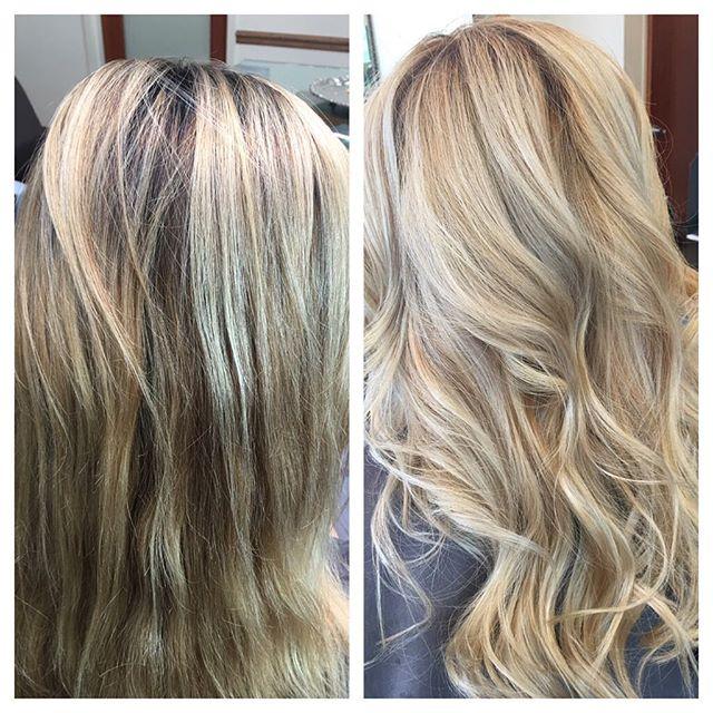#blondor  #wella  #hilite  #wellaeducation  #tanaz_hair  #renefurterer
