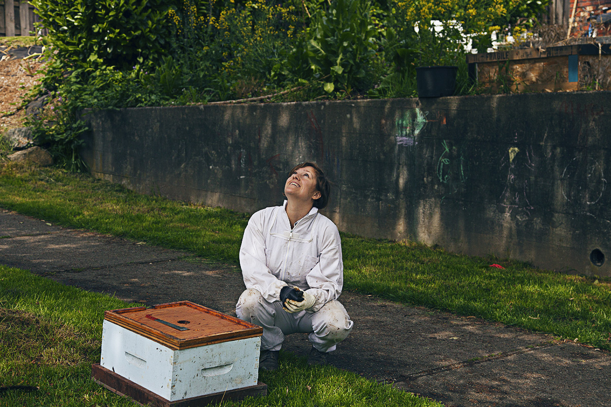 Melissa Cartwright (Mellifera Bees)