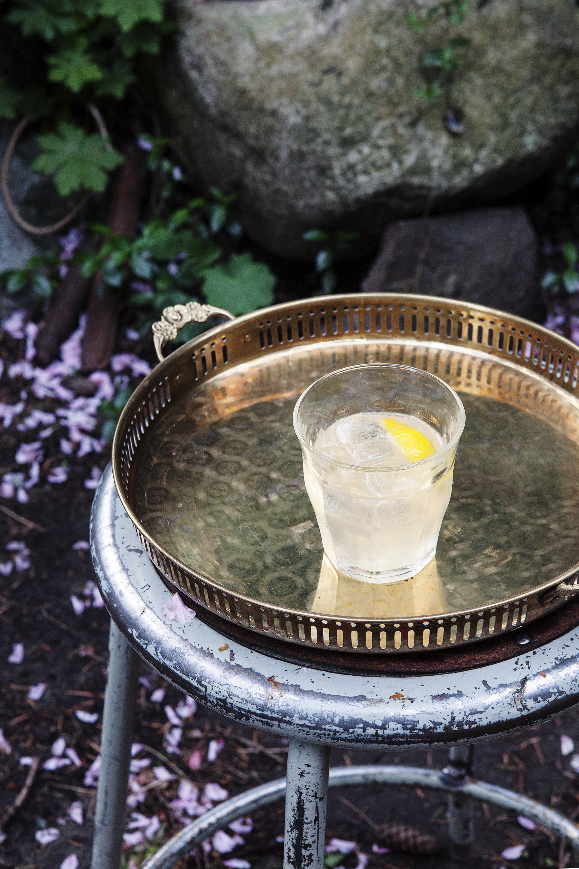 Quince Gin Summer Sipper
