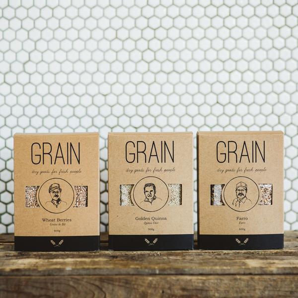 Grain | Shira McDermott and Janna Bishop