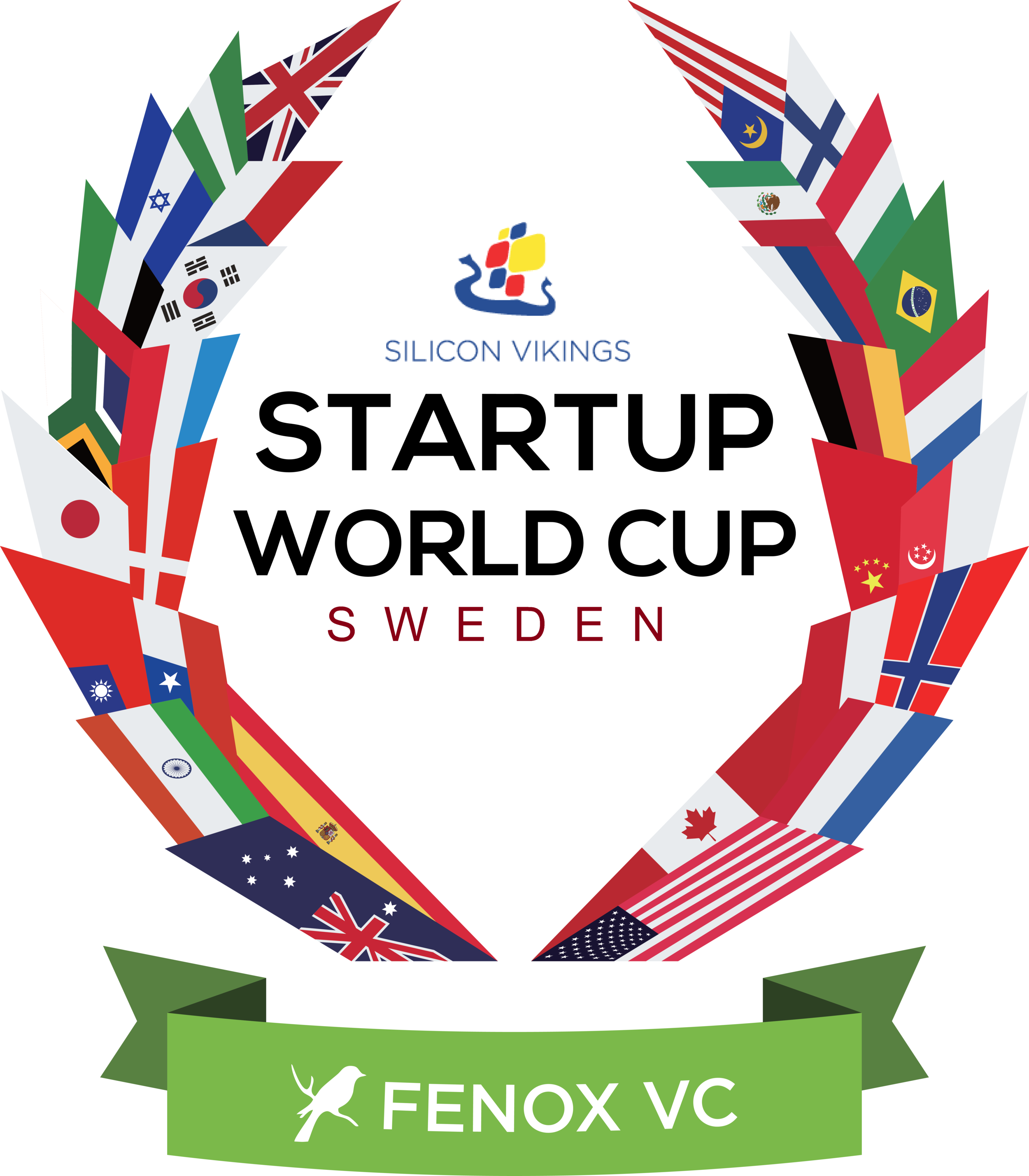 SILICON VIKINGS & STARTUP WORLD CUP SWEDEN COUNTRY COMPETITION -
