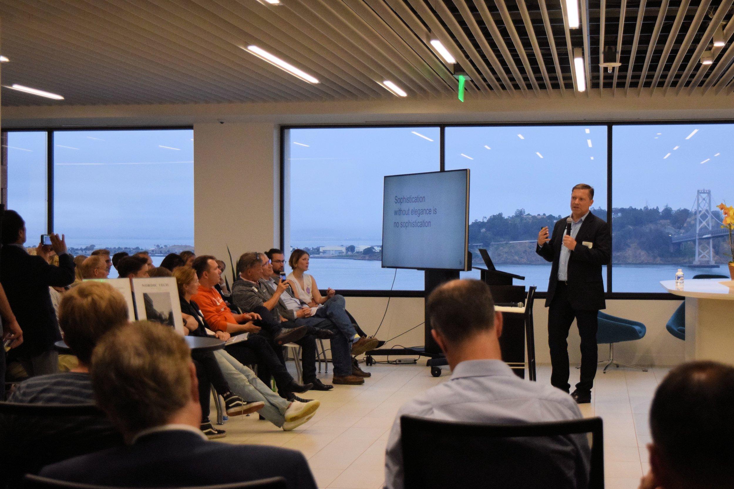 KEYNOTE: MARTEN MICKOS, CEO OF HACKERONE AND FORMER FOUNDER OF MYSQL