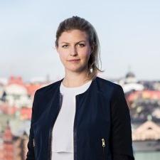 Sara Resvik, Industrifonden
