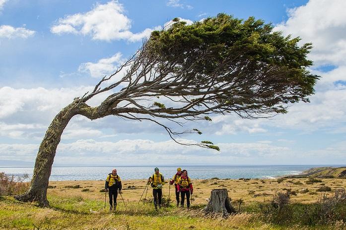 Team Adidas Terrex Patagonian Expedition Race