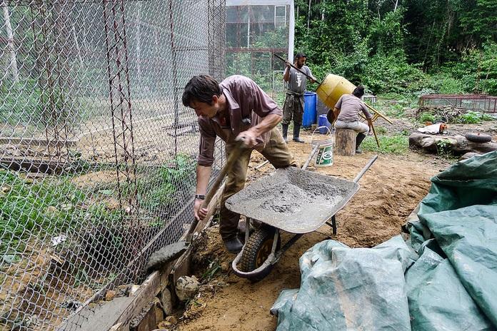 Volunteers Inti Wara Yassi