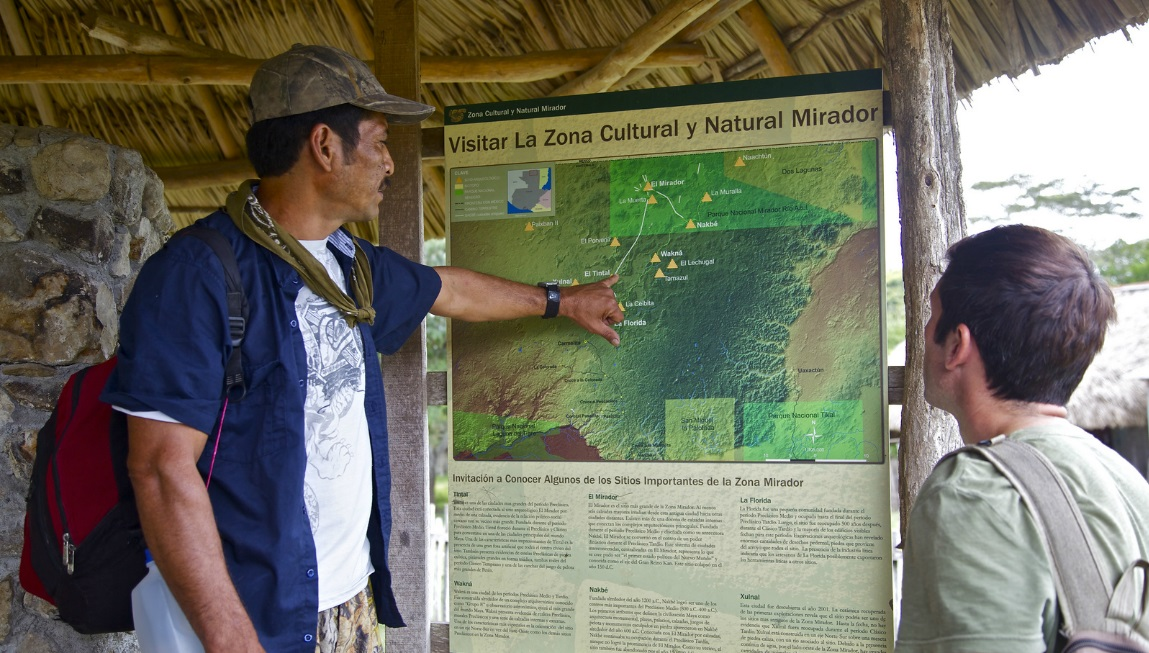 Our guide to El Mirador archaeological sites