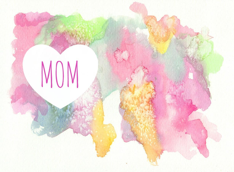 Mother's Day is nurturing.