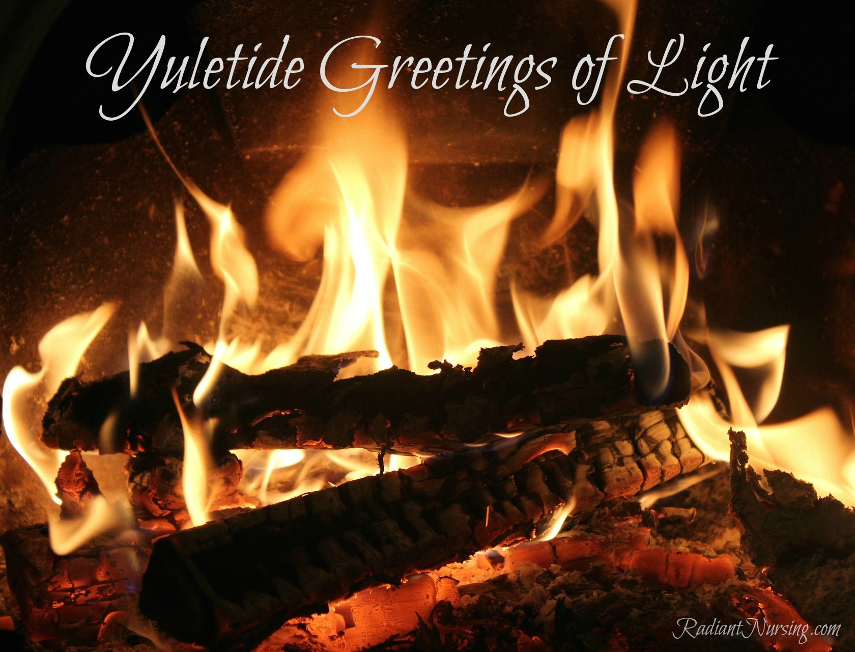 Yuletide Greetings of Light