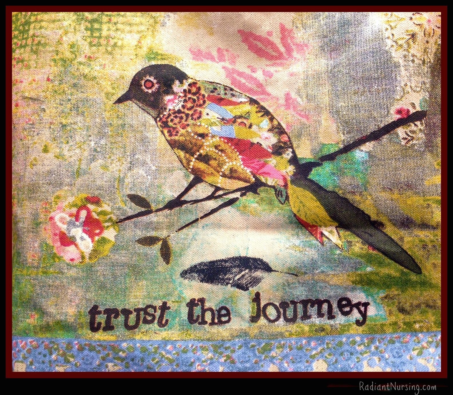 Trust the journey. Yes, even when it includes death.