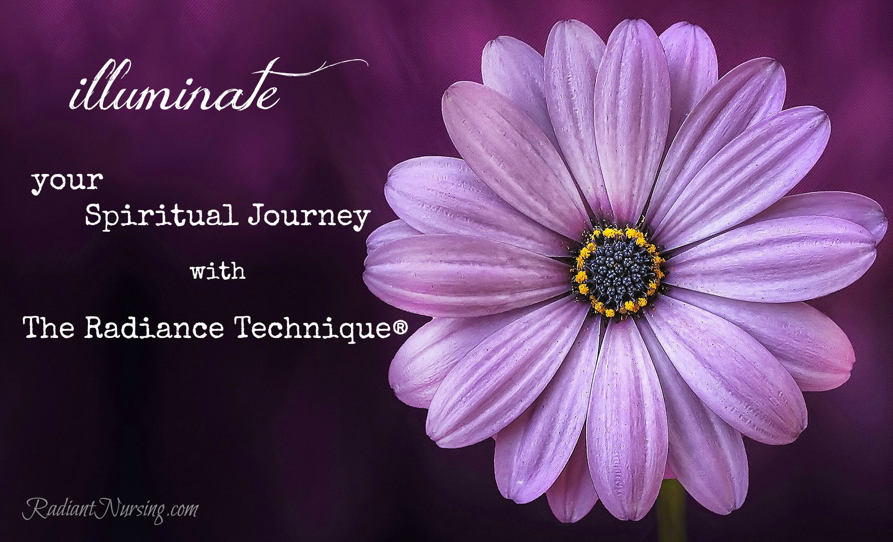illuminate your spiritual journey with The Radiance Technique®.