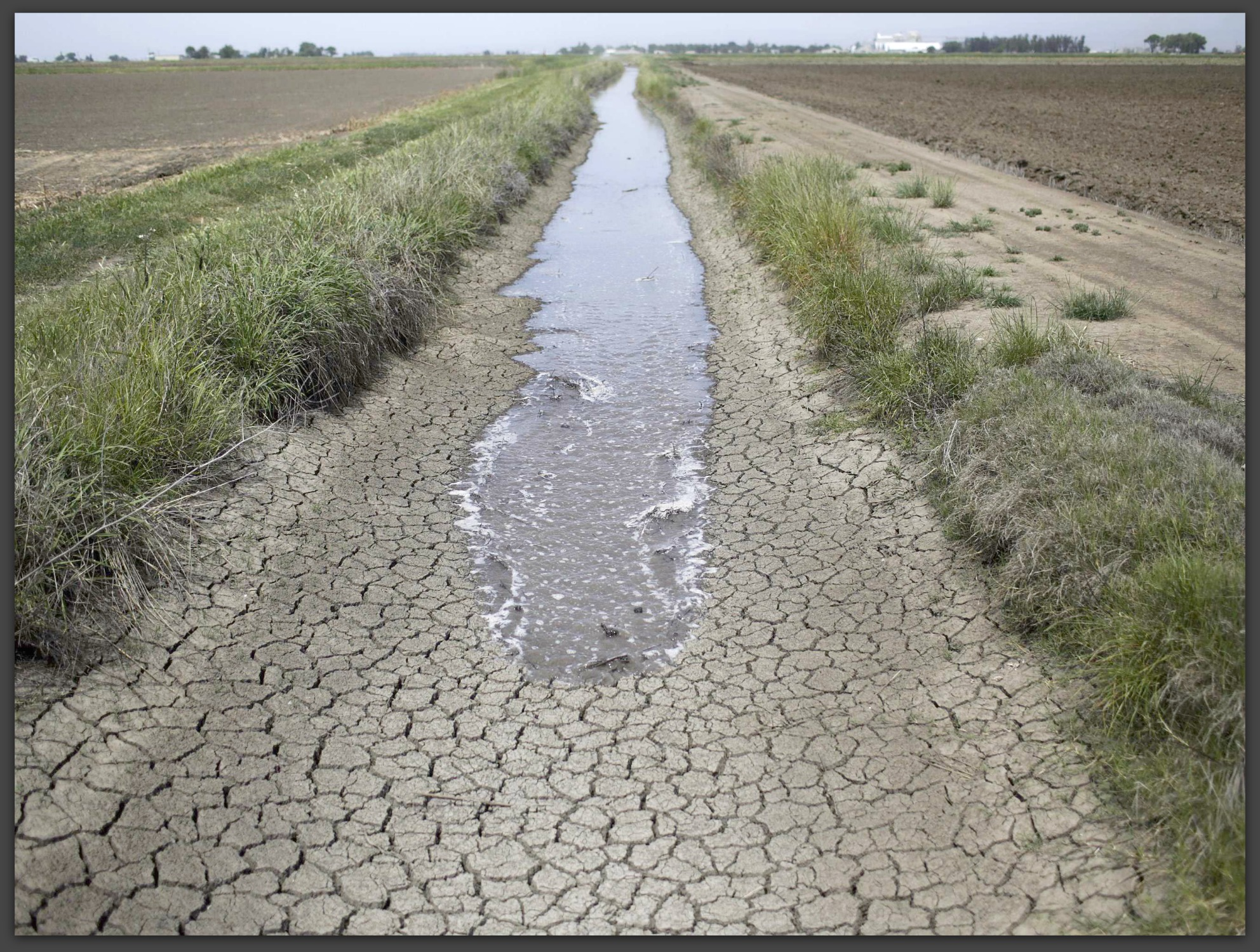 irrigation ditch, california. ap photo/jae c. hong