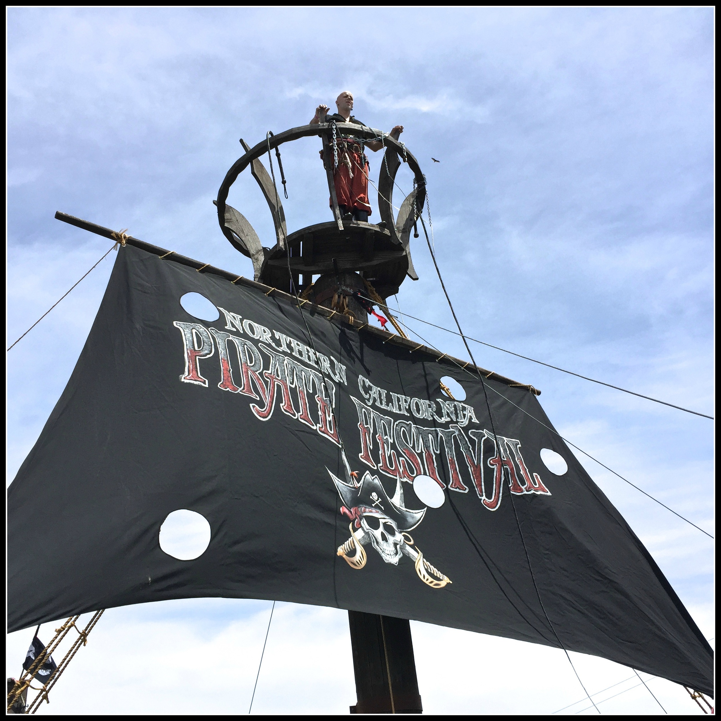 The Northern California Pirate Festival.