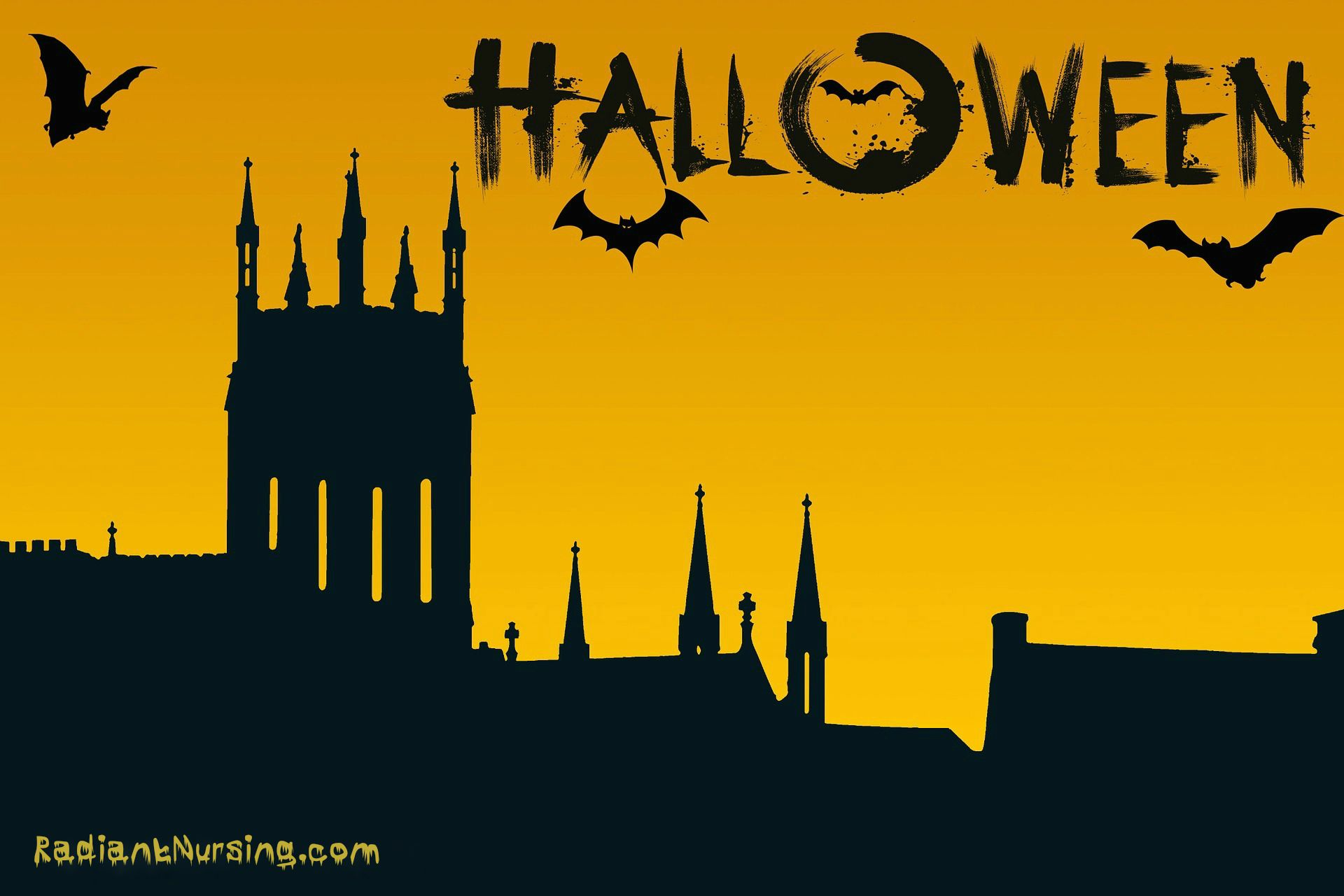 Halloween beckons and calls. Are you ready?