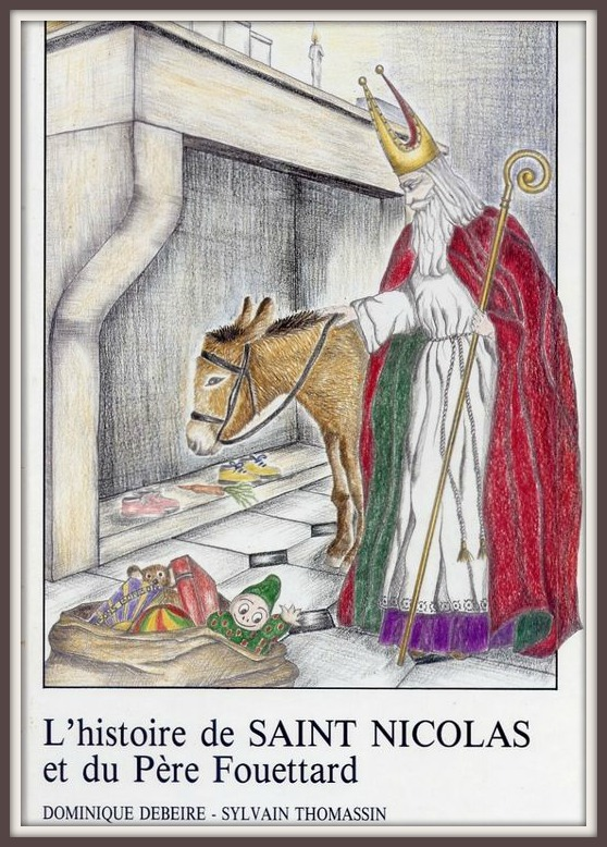 The story of St. Nicolas.