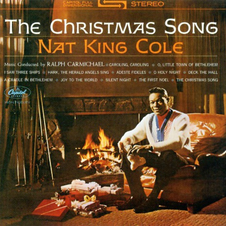 The Christmas Song by Nat King Cole is the definitive song of the Christmas season.