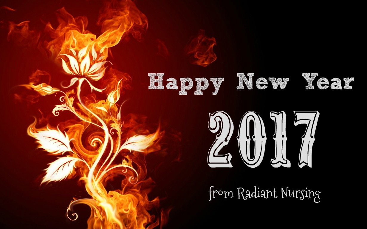 Happy New Year. Keep your inner fire burning bright.