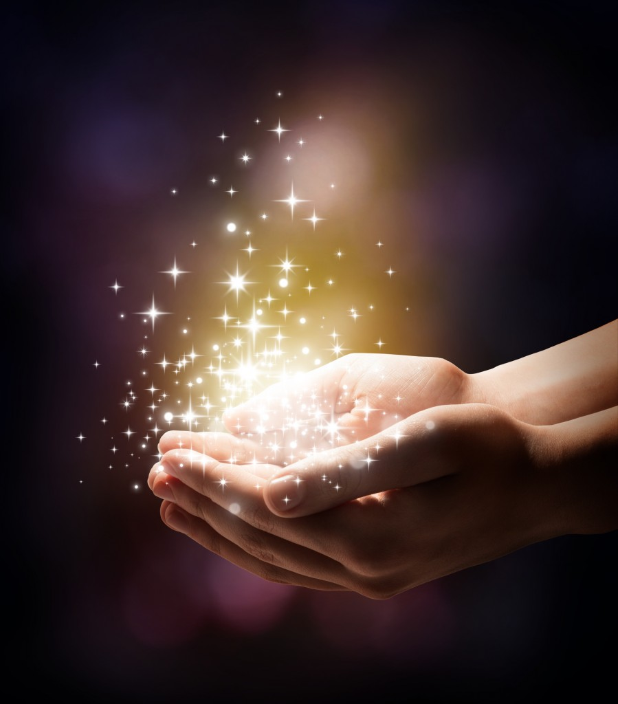 When you have studied The Radiance Technique®, you have Radiant Touch® to access universal, healing energy.
