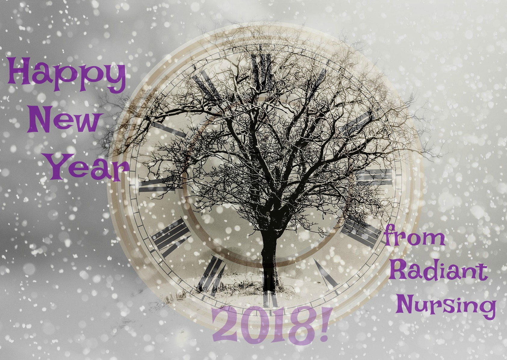 Happy New Year from Radiant Nursing!