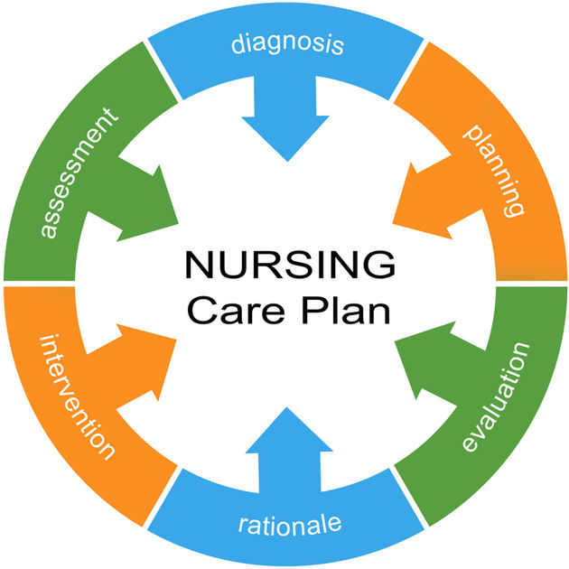 Nursing care plans are an important part of nursing care.