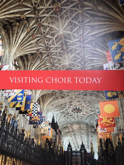 Attend Evensong at St George's Chapel with a visiting choir.