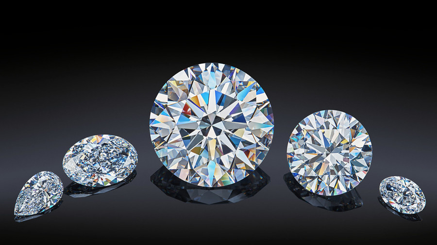 Diamonds are beautiful, and yet, we all have diamonds in our heart.