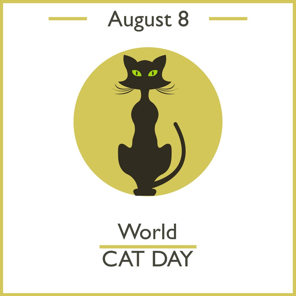 Celebrate World Cat Day. Our beloved felines.
