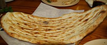 Afghan Naan