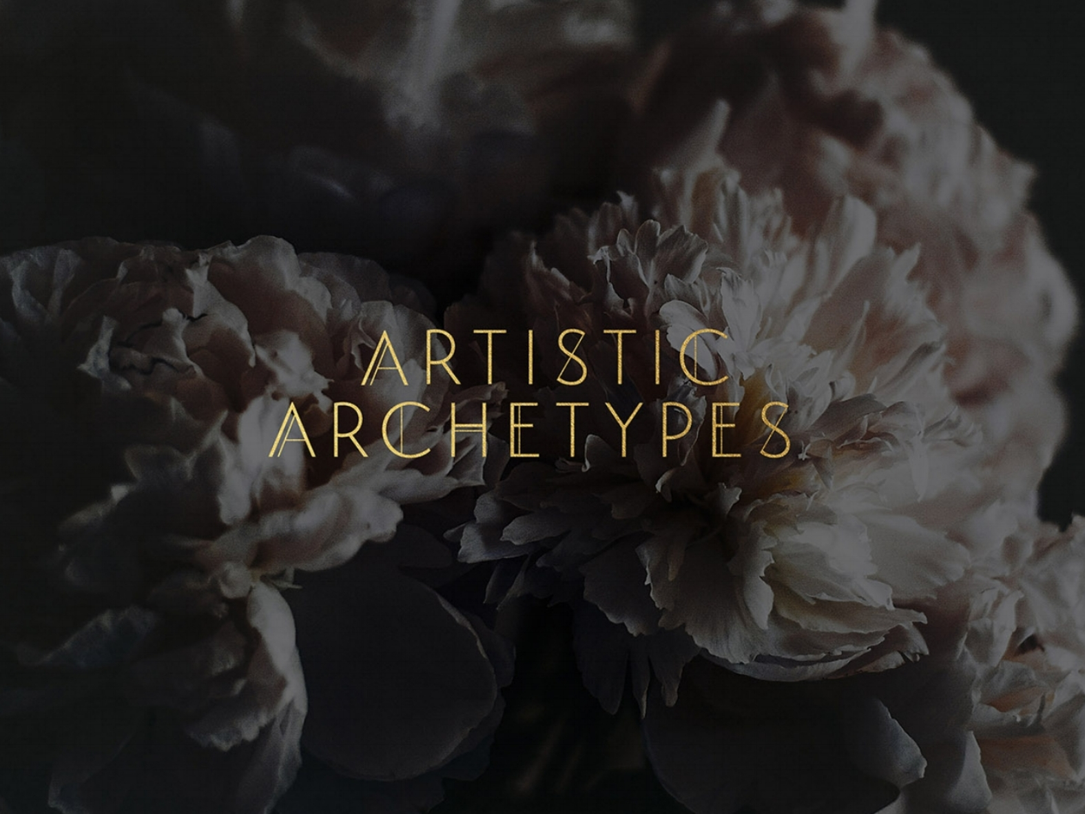 Artistic Archetypes