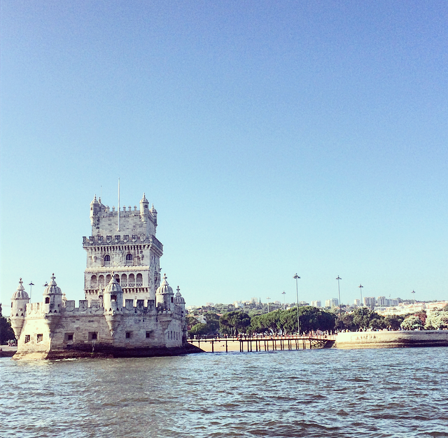 Torre de Belém   This UNESCO World Heritage Site was built to defend our beloved Lisboa