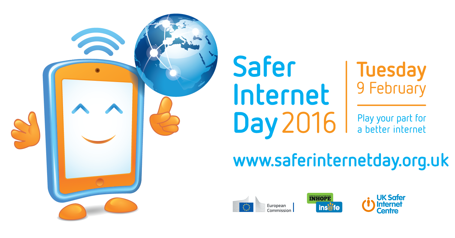 Safer Internet Day - Click to view their website.