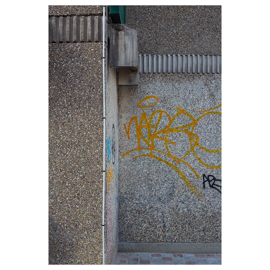 Brussels Wall