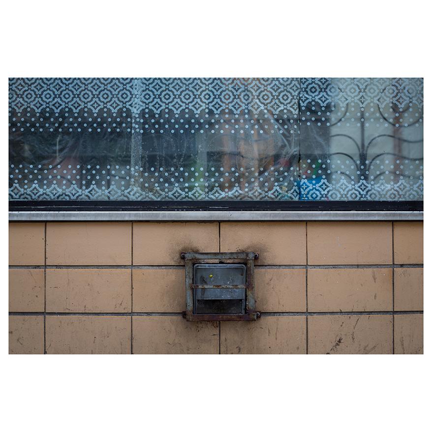 Brussels Window