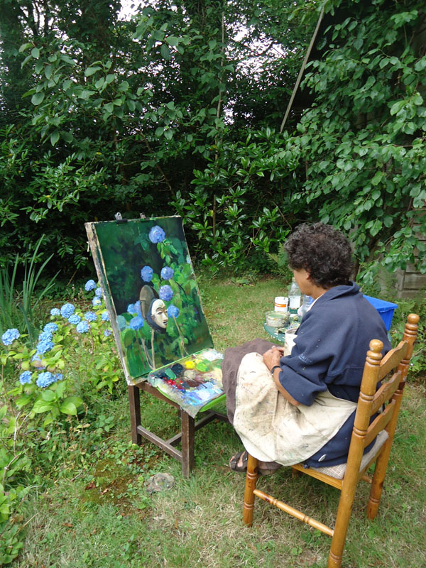 Ros painting in the orchard.jpg
