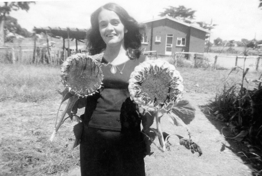 Laura with Sunflowers.jpg