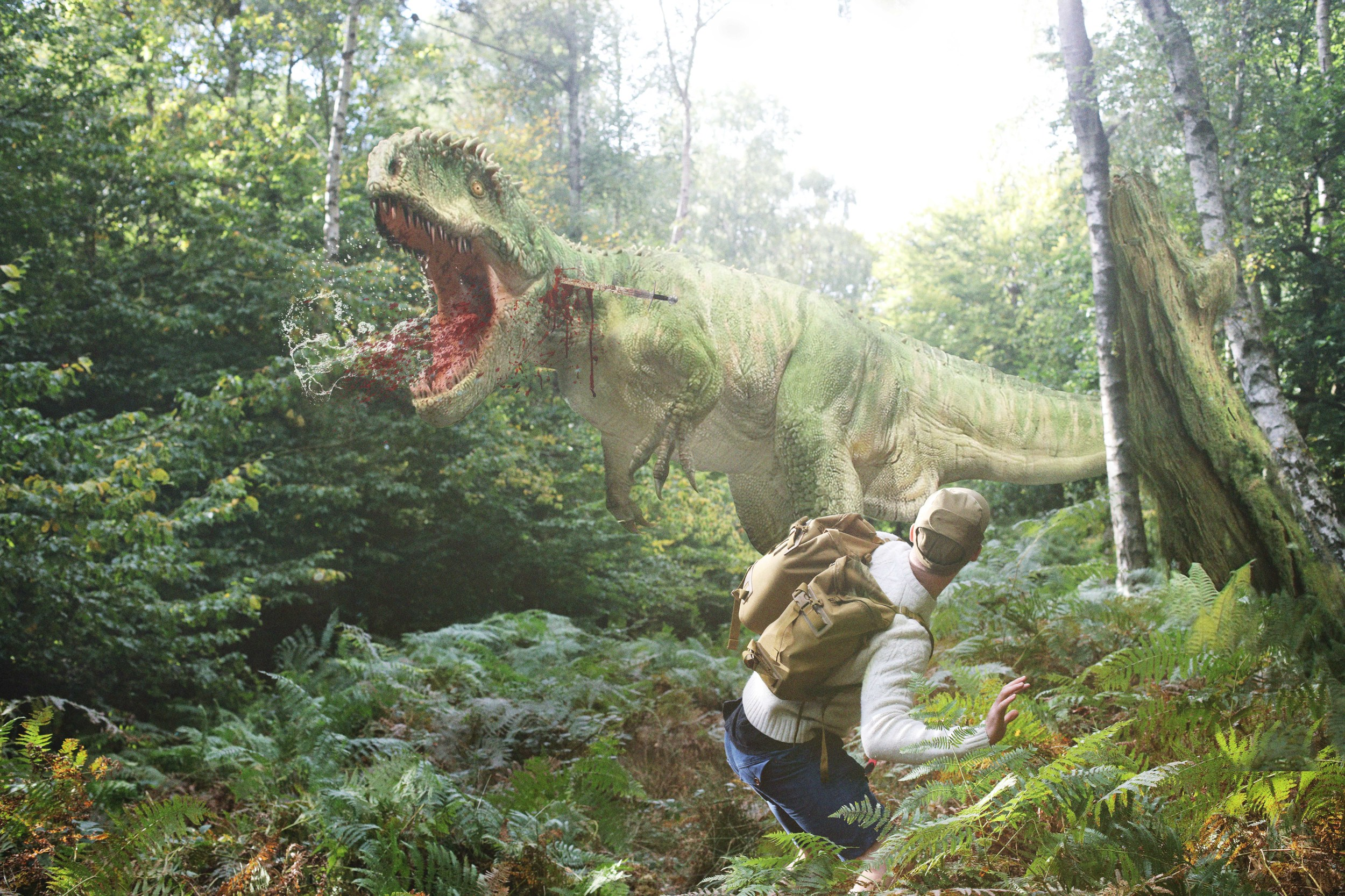 we have a t rex.jpg