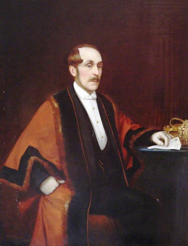 Sir Henry Paul Seale (1806–1897)