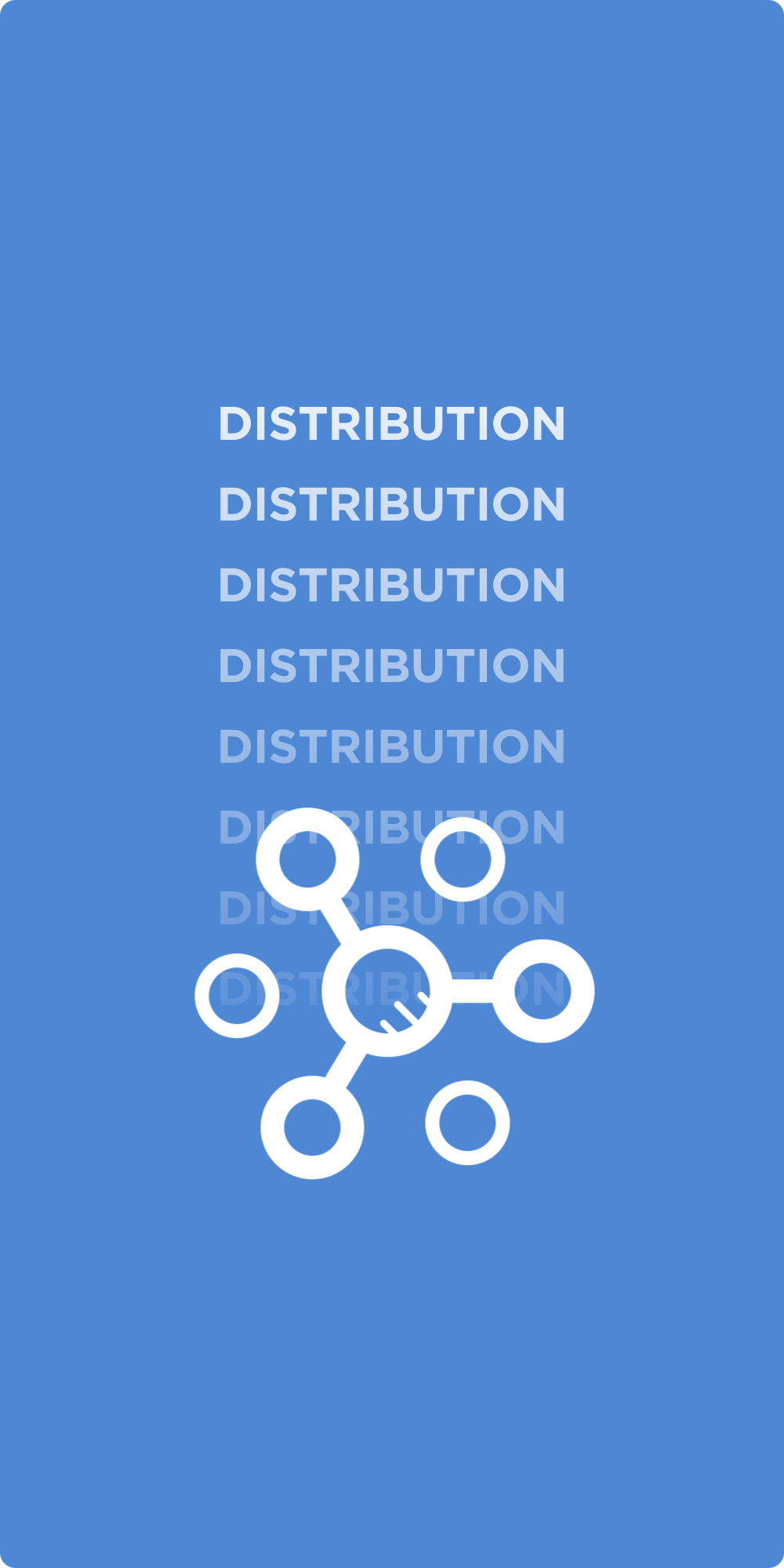 Distribution in our mind is a mix of quantity and quality. First we search for the most organic fit for the target audience then we leverage amplifiers and paid media to spark a wider audience. Take care of the core audience first and the platforms will take care of the rest.